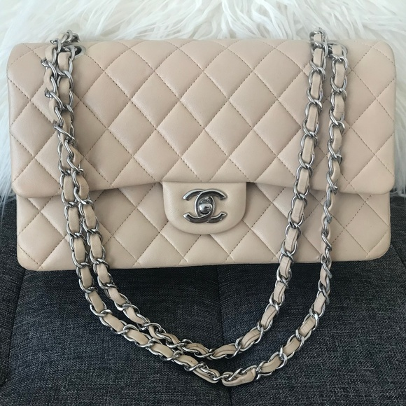 94d78d4b4eb0 CHANEL Bags | Classic Flap Medium Lambskin | Poshmark